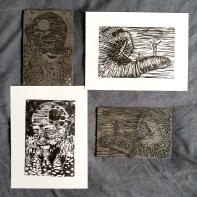 Linoleum Blocks
